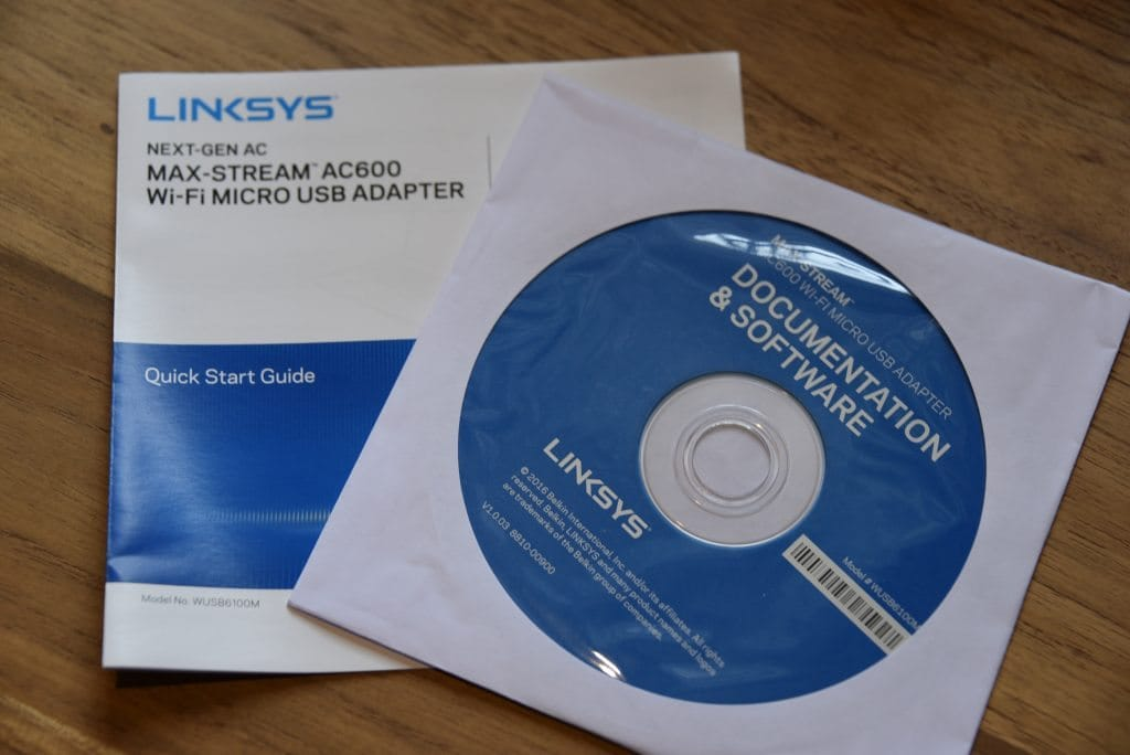 MGT Review Linksys AC600 - 2