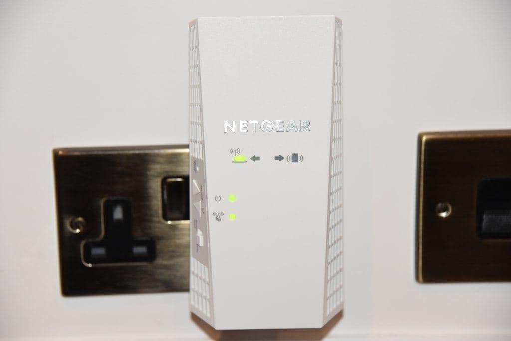 MGT Review Netgear EX7300 - 8