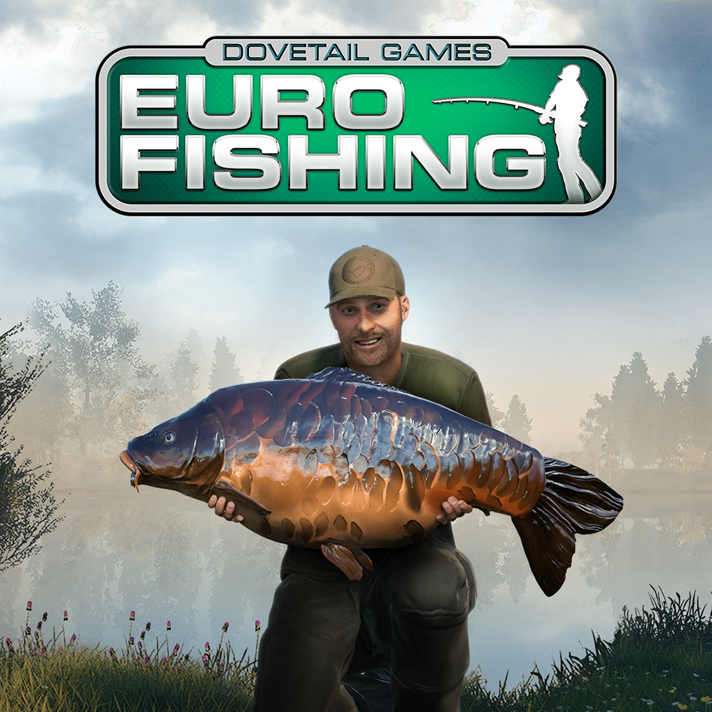Dovetail games euro fishing coming to ps4 in april for Fishing games 2017
