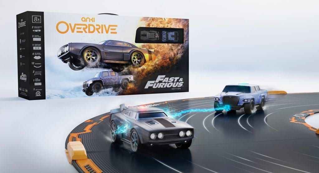 Anki Overdrive The Fast Amp Furious Edition Coming This