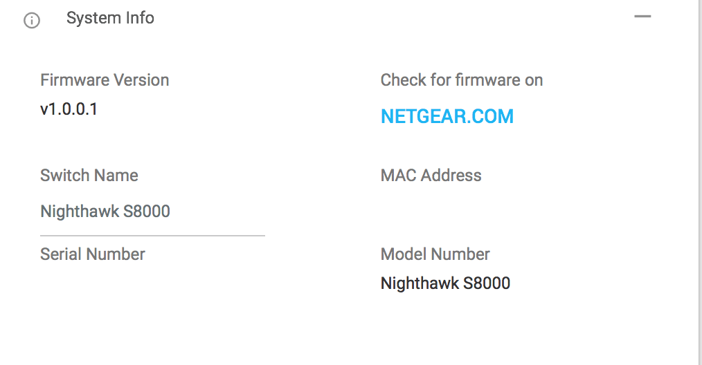 Review: Netgear Nighthawk S8000 Gaming and Streaming Switch