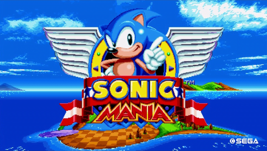 Sonic Mania on Steam requires an internet connection to play