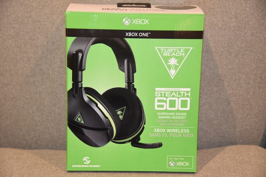Review : Turtle Beach Ear Force Stealth 600 Headset for Xbox