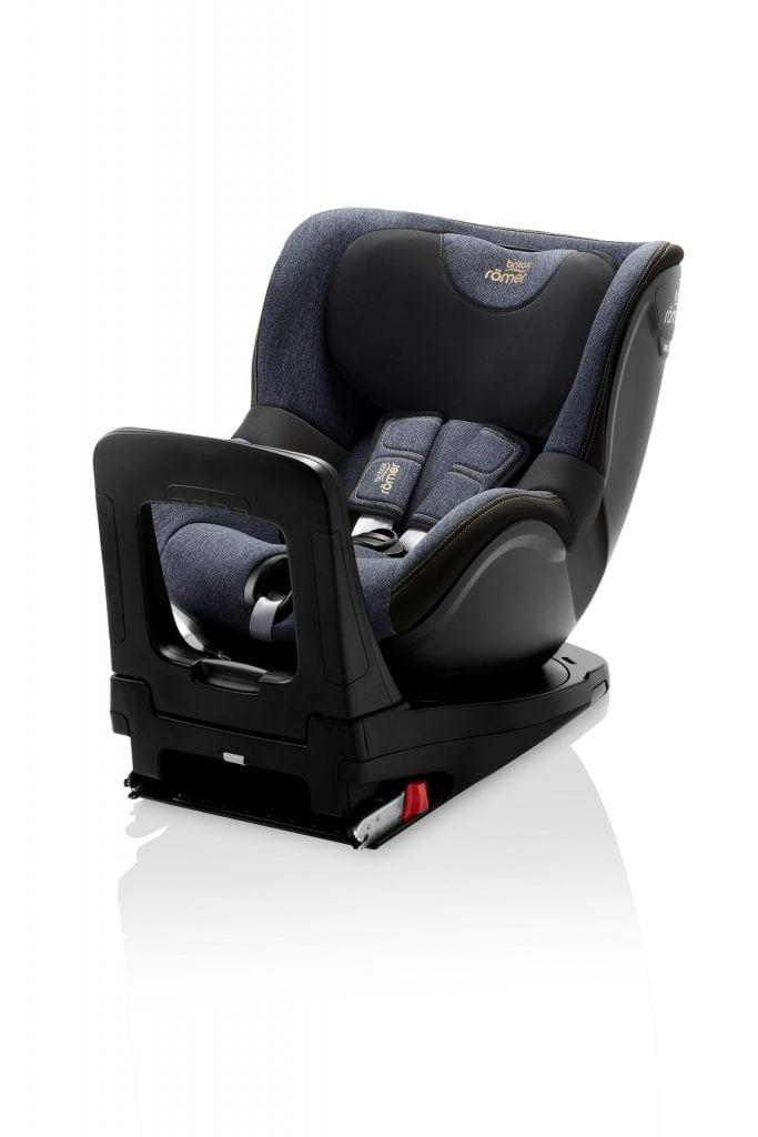 britax romer announces the dualfix i size car seat. Black Bedroom Furniture Sets. Home Design Ideas