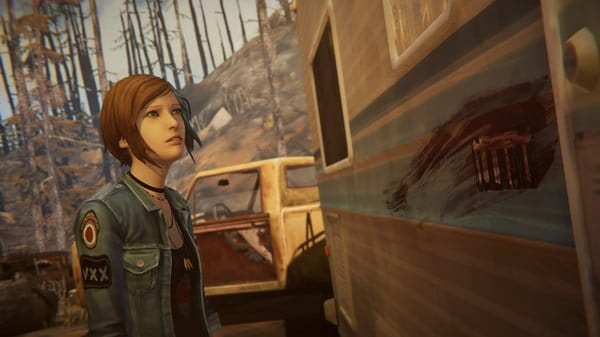 Life is Strange: Before the Storm's physical release is in March
