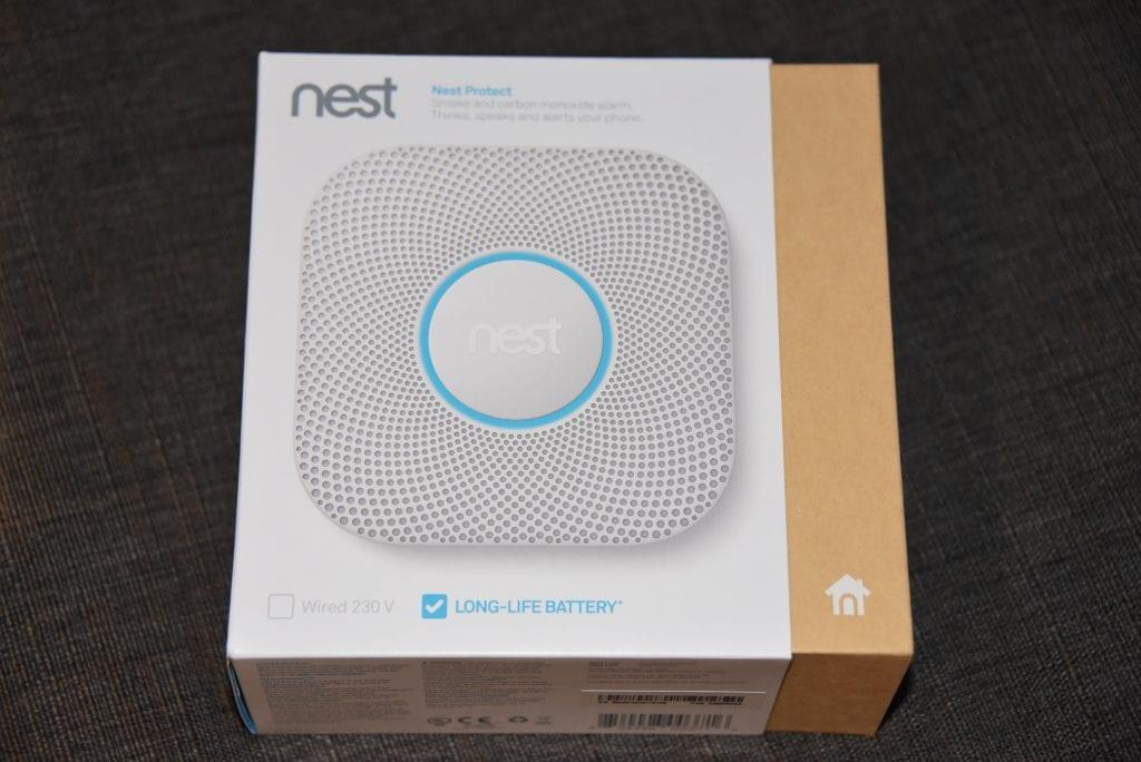 Nest Protect 2nd Generation Smoke +