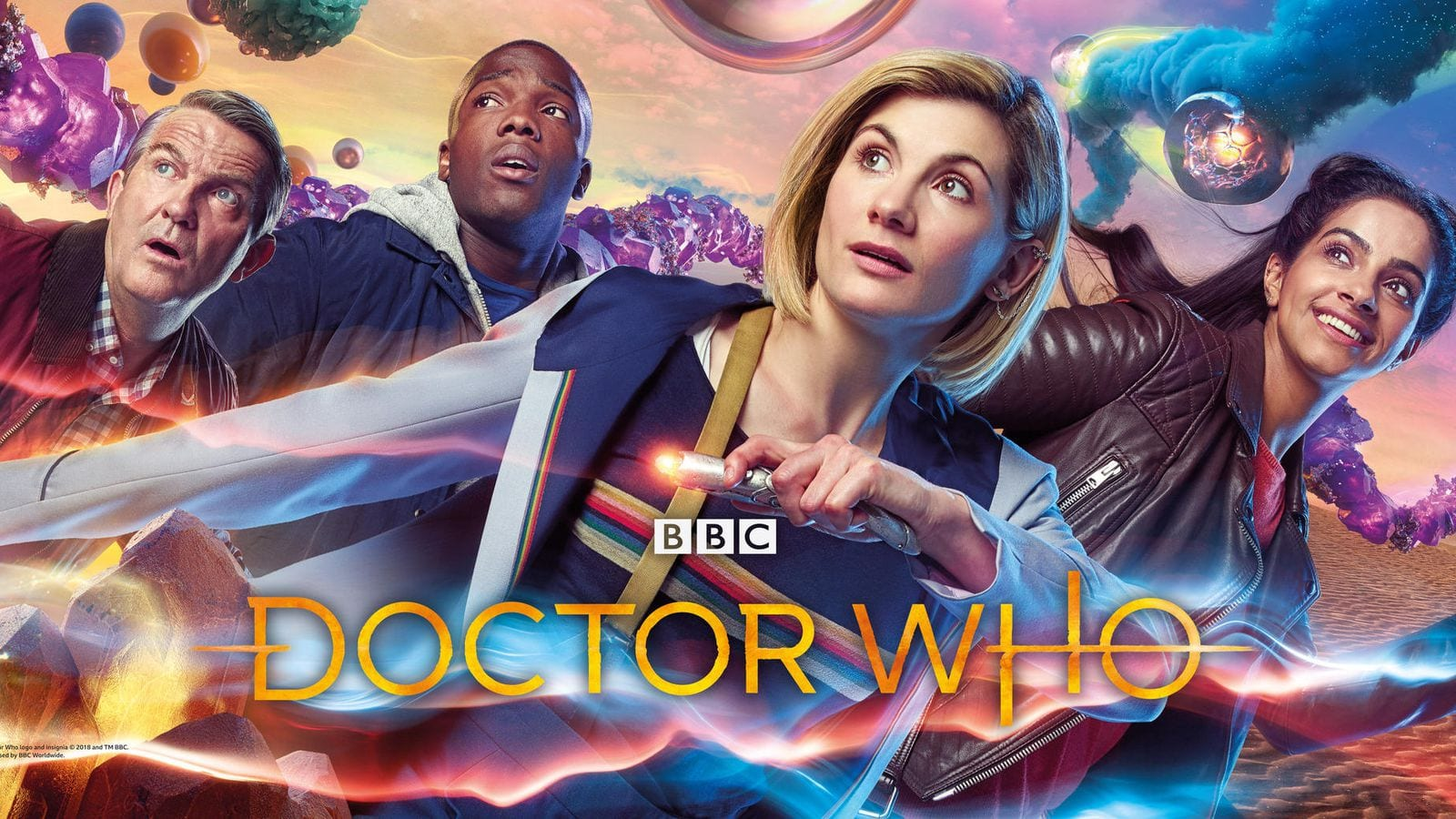 Review: Doctor Who Series 11 Episode 1 - The Woman Who Fell