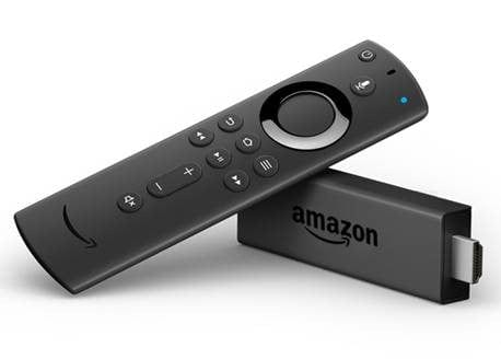 Introducing Fire TV Stick with the all-new Alexa Voice Remote