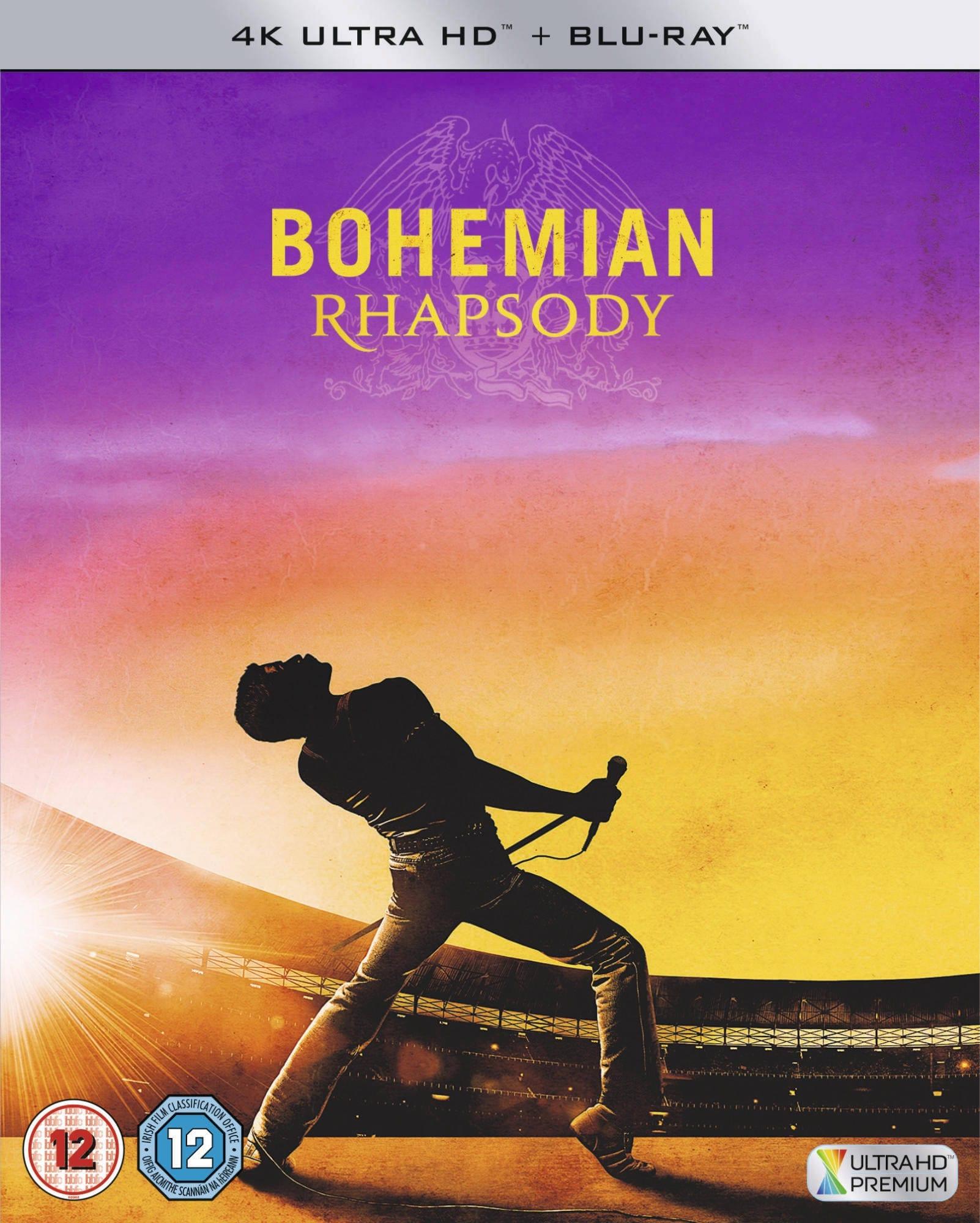 Win Bohemian Rhapsody on 4K Ultra HD Blu-ray - Movies Games and Tech