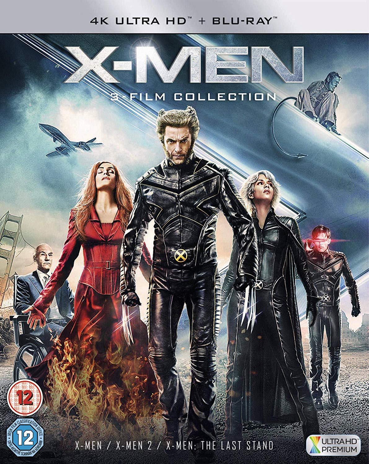 Win X-Men 3-Film Collection on 4K Blu-ray - Movies Games and