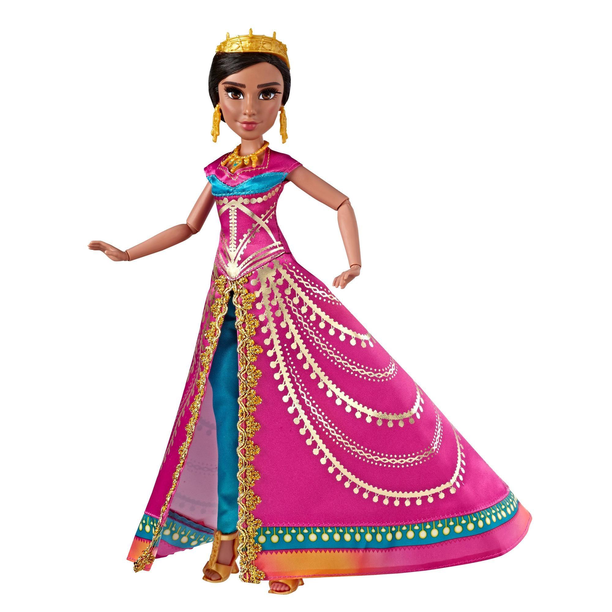 A Closer Look At Disney Aladdin Glamorous Jasmine Deluxe Fashion