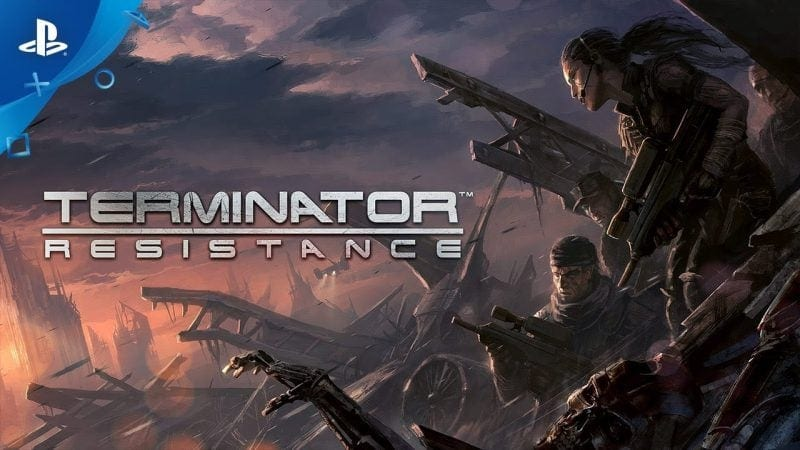 Terminator Resistance Reveal Trailer Movies Games And Tech
