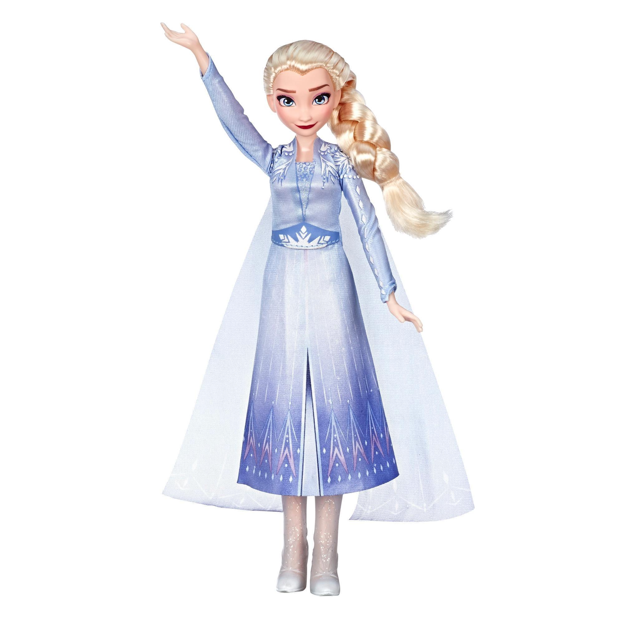 Disney Frozen 2 Singing Elsa and Singing Anna