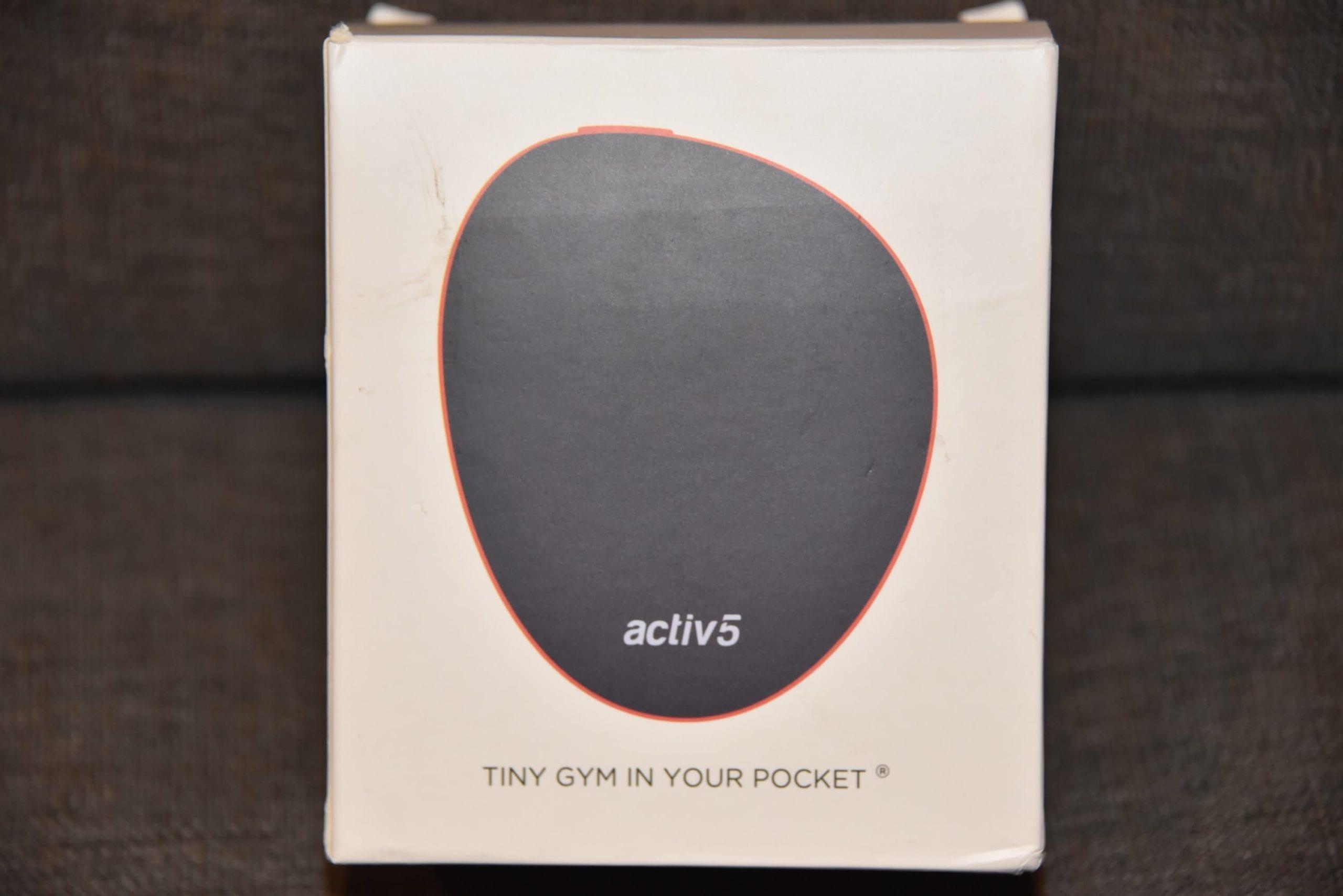 Activ5 Portable Workout Device